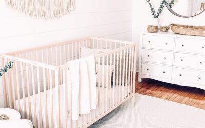 Aménager une chambre de bébé fonctionnelle et sécuritaire